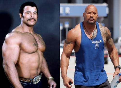 The Rock and Soulman